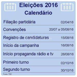 calendario-eleitoral-2016-FOTO-DIVULGAÇÃO