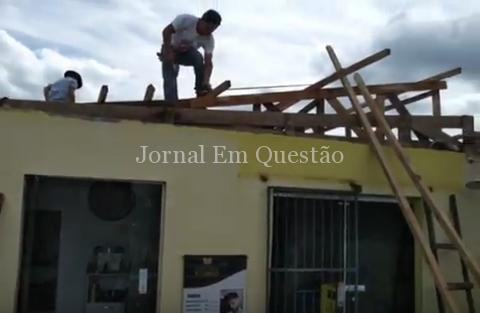 Moradores do Jardim Planalto se unem na reconstrução das casas atingidas